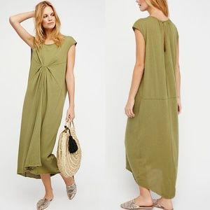 Free People Beach Meghan Maxi Dress
